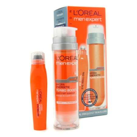 L-Oreal-Men-Expert-Set-Hydra-Energetic-Turbo-Booster-Ice-Cool-Eye-Roll-On-2pcs